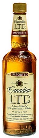 Canadian Ltd Whisky 80@